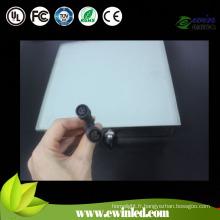 Plancher de danse de contrôle de DMX RVB LED avec 28watts