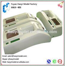 factory custom prototype large size plastic case prototype vacuum casting