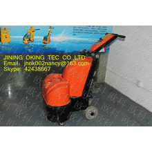 OK-600 Concrete polishing Machine/Epoxy dust free floor grinder