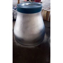 Hot mencelupkan Galvanized Butt Weld Reducer