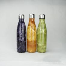 Forme de Cola isolée par vide de tasse de 500ml de thermo de fiole