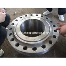 Hot-Galvanized Flanges Baja Karbon Ditempa