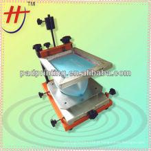 Máquina de impressão manual balão manual