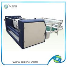 Sublimation Heat Transfer Roller Druckmaschinen für Textilien