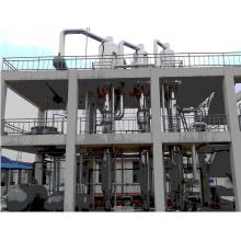 Récupération et traitement des déchets liquides