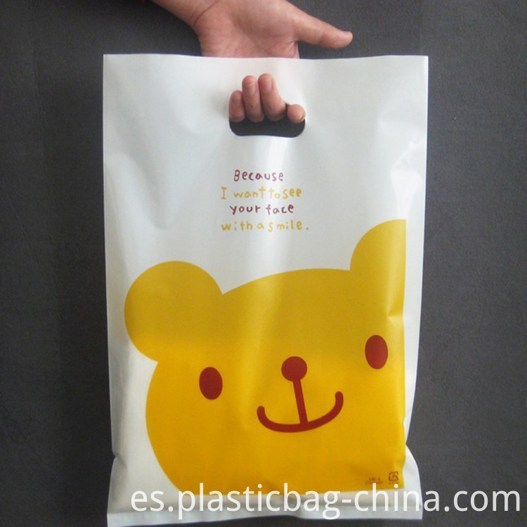 30-40-h-cm-lovely-bear-pattern-flat-pe-bags-plastic-shopping-bags-garment-shoes-packaging