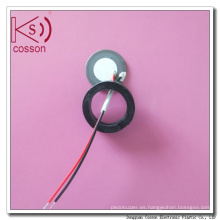 Pieza del atomizador ultrasónico de 16mm 1.7MHz