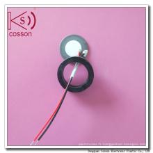 Pièce d'atomiseur ultrasonique 16mm 1.7MHz