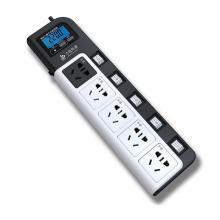 Cinco maneras de medición inteligente de ahorro de energía Manager, Socket