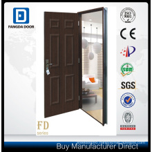 Hot-Selling Steel Door with Knock Down Frame
