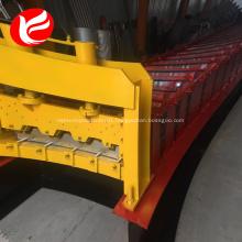 Cold steel floor deck roll forming machines