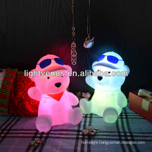 led polar bears christmas lights