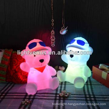 led polar bears christmas lights