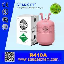 Meilleur prix gaz réfrigérant r410a Chine fabrication