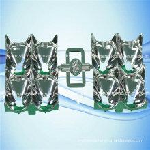 Electroplating Aluminum Coated LED Light Cover
