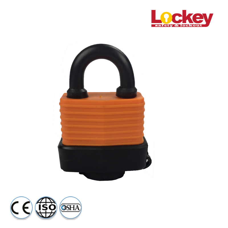 Dustproof Laminated Padlock
