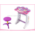 Multifunction Electronic Musical Toys Keyboard Desk with Chair