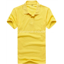Fashion Man Slim Blank Polo T-shirt