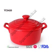 Pots de cuisine en céramique