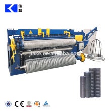 Automatic steel wire mesh welding machine in roll