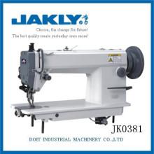 JK0381 Maschine ist mehr Kapazität Die obere und untere Steppstich Nähmaschine für dick