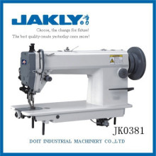 JK0381 Machine is more capacity The upper and lower feed lockstitch sewing machine for thick