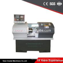 Mini cnc máquina CK0632A medidor cnc torno preço da máquina