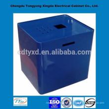 China direkte Fabrikqualität ISO9001 OEM benutzerdefinierte blaue Blechherstellung