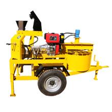 M7MI hydraform Block-Pflastersteinsteine, die Maschine in Ghana machen