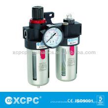 Filtro de combinación-AFC/BFC serie filtro y regulador lubricador de aire fuente tratamiento aire preparación unidades