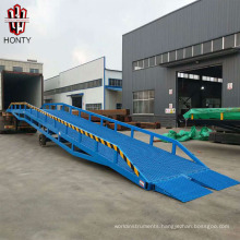 Hot sale mobile loading yard ramp for sale