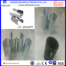 Ce-Certificated PE Plastic Coated Pipe Customer DIY Shelf