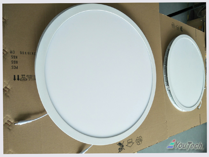48W panel light photo