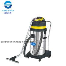 Aspirateur industriel humide et humide 80L avec inclinaison