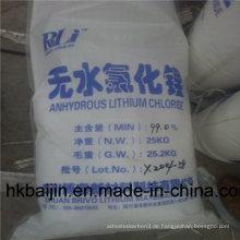 Industrial Grade Lithiumchlorid Monohydrat 99%