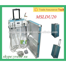 MSLDU20M Hochwertige Portable Dental Unit China Fertigung Dental Stuhl