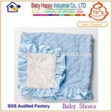 Alibaba China Fabrik Lieferanten super weichen Baby Decken