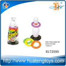 Brinquedos Wholsale brincar brinquedo de plástico jogo de jogo de lance anel H172595