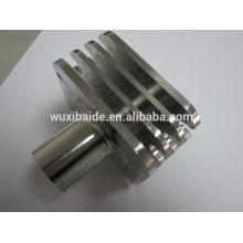 Edelstahl CNC Präzisionsbearbeitung Zinküberzogene Bearbeitung Teile Präzisions-Cnc verchromt SS303 Edelstahlbearbeitung