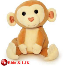 Meet EN71 and ASTM standard ICTI plush toy factory wholesale plush toy monkey