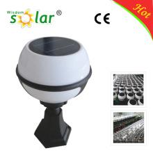 Outdoor LED-Säule Solarleuchte mit hoher Qualität und wettbewerbsfähigen Preis (JR-2012)