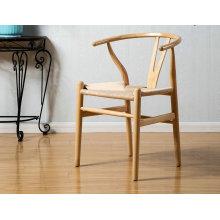 Wegner Wishbone Chair solid wood dining chair