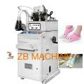 Máquina de confecção de malhas automática lisa da peúga 3.5