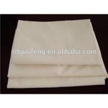 Tecido cinza T / C 80/20 para tingimento