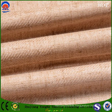 Coating Flame Retardant Blind Polyester Linen Curtain Fabric From Home Textile Factory