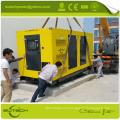 70 kva diesel generator powered by 4BTA3.9-G2 Cummins diesel engine in high quality