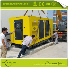 70 kva diesel generator powered by 4BTA3.9-G2 Cummins diesel engine in high quality