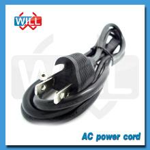 Cable de alimentación para portátil USA con enchufe estándar americano