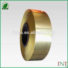 aleación de cobre cinta C26800 H68