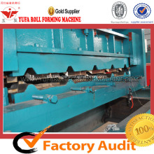 YF 840 Galvanized Roofing Sheet Roll Forming Machine